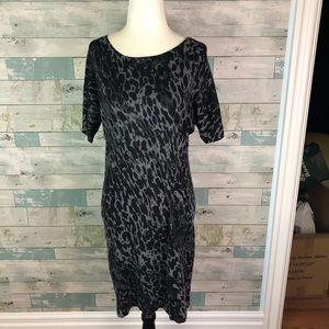 Ann Taylor loft knit dress size M